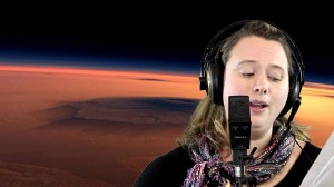 Mezzo Kim Lauritson sings NYA