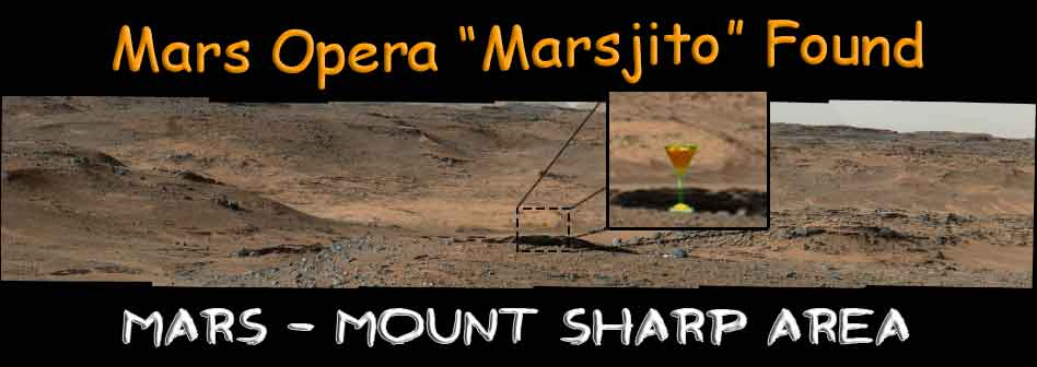 Mount Sharp Mars Opera Marjito Found